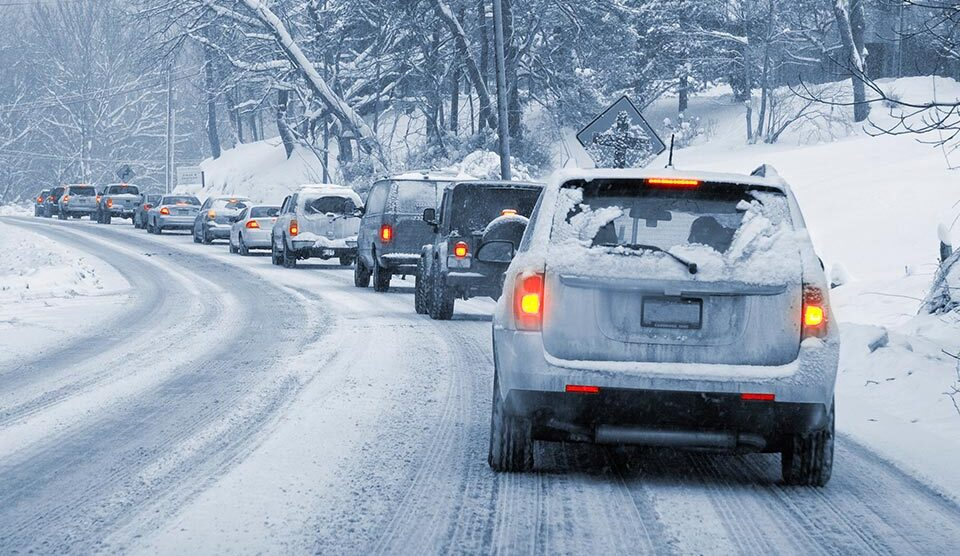 Driving Safely in Winter—with or without the Snow