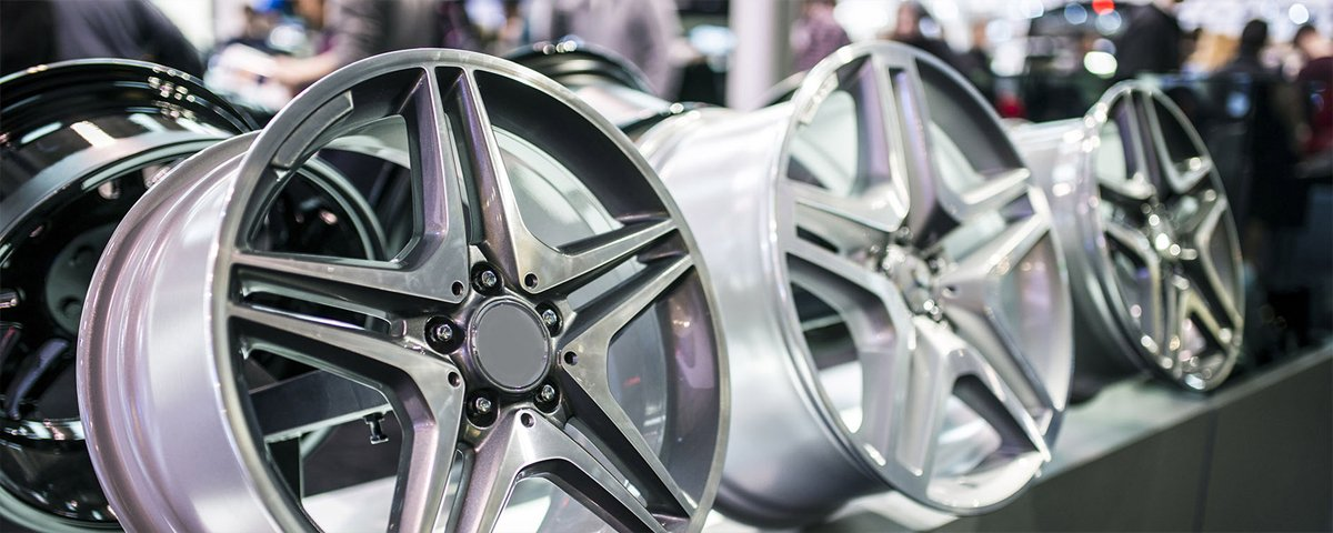 Alloy Wheel Refurbishment Banner