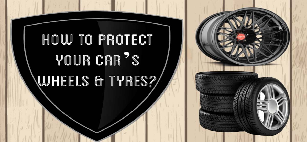 Care of your alloy wheels and tyres