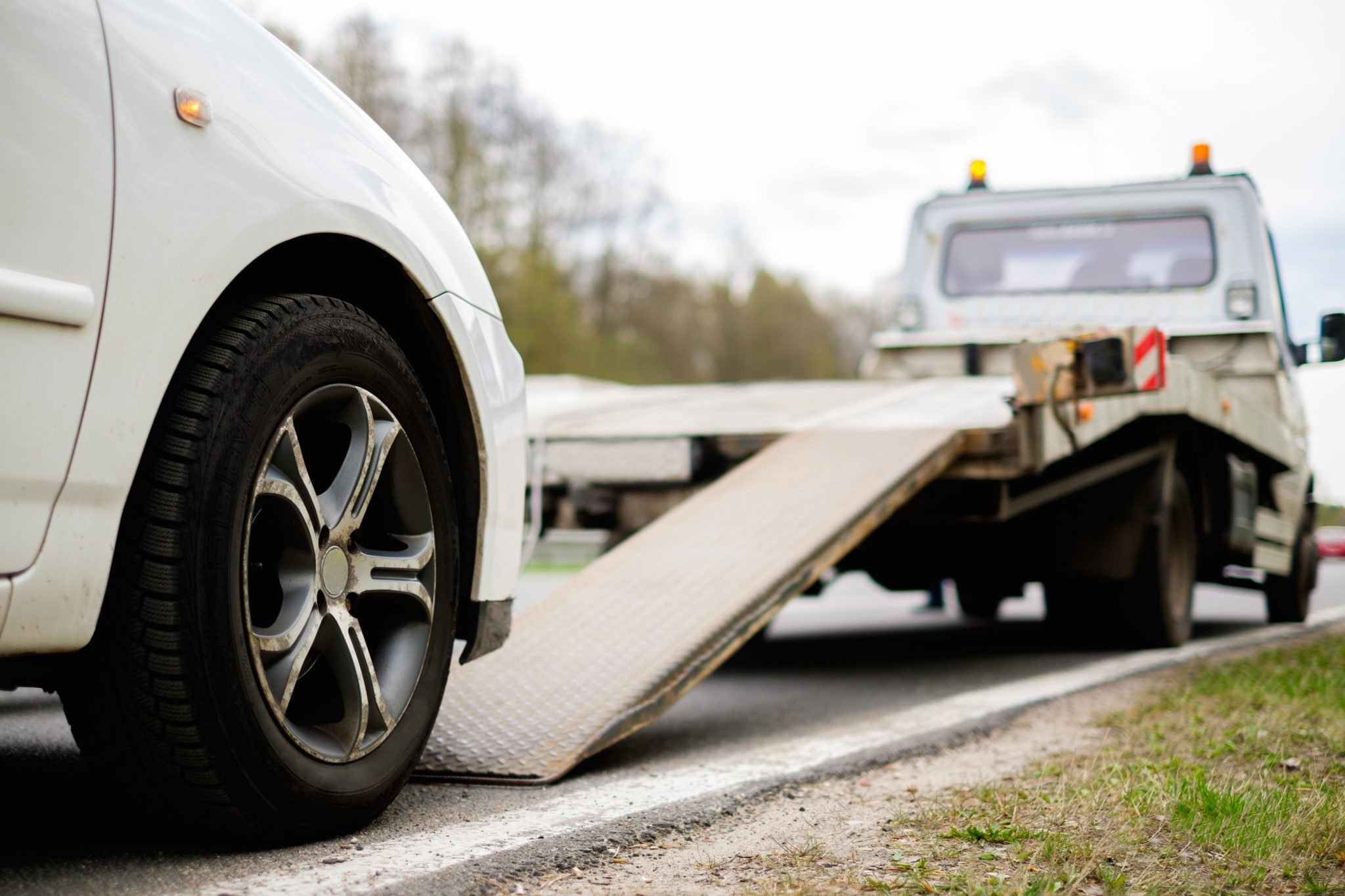 Fast and Best Car Accident Recovery Service in Wigan