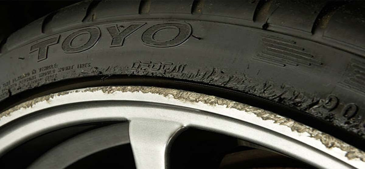 How To Spot The First Signs Of Alloy Wheel Damage?