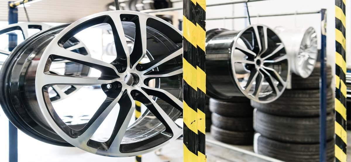 Refurbishing Your Alloy Wheels And Tyres