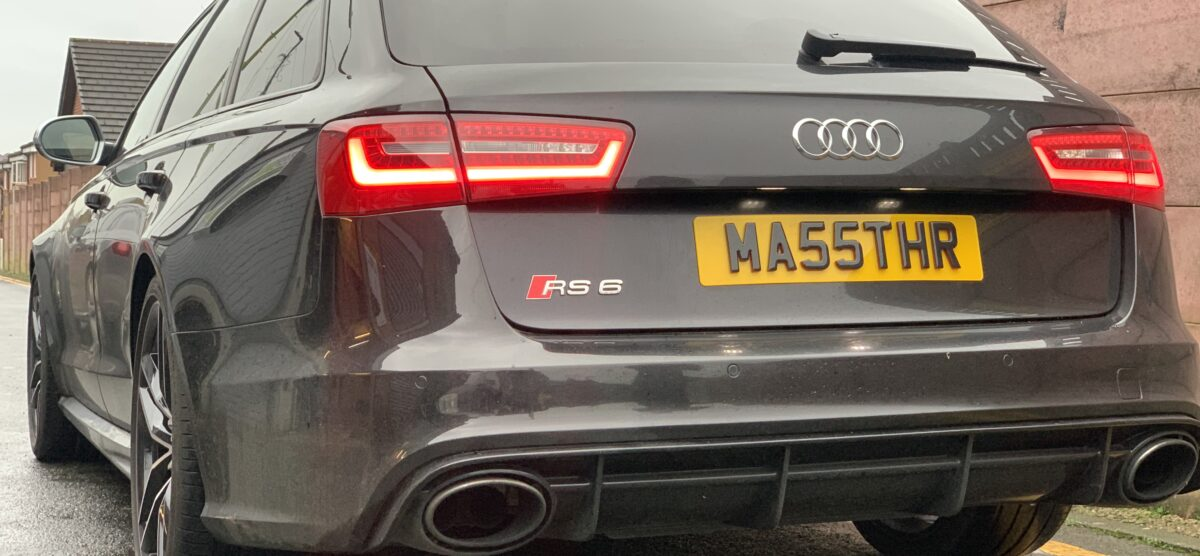 Replacement Number Plates UK