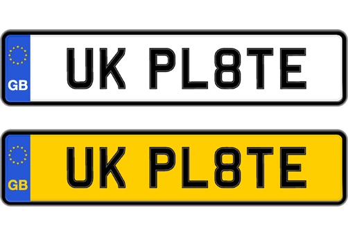 Number Plate Clinic