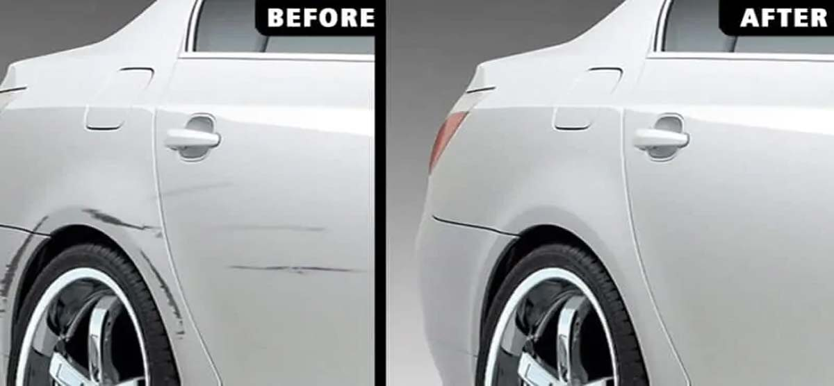 We can fix bumps and scratches whilst your alloys are being repaired