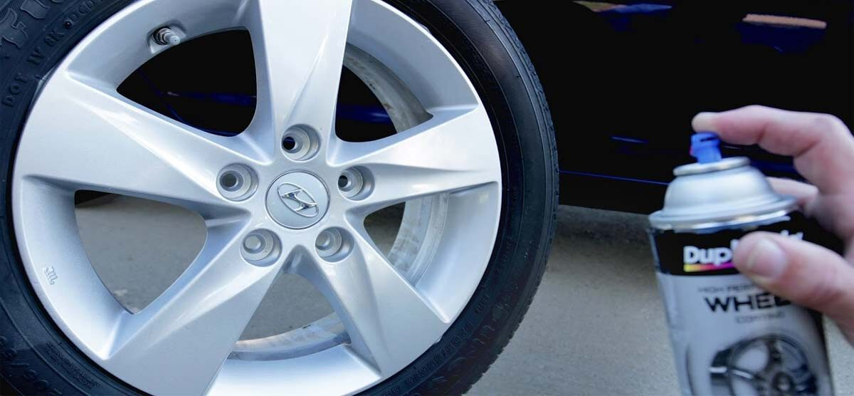Your Guide to Alloy Wheel Painting